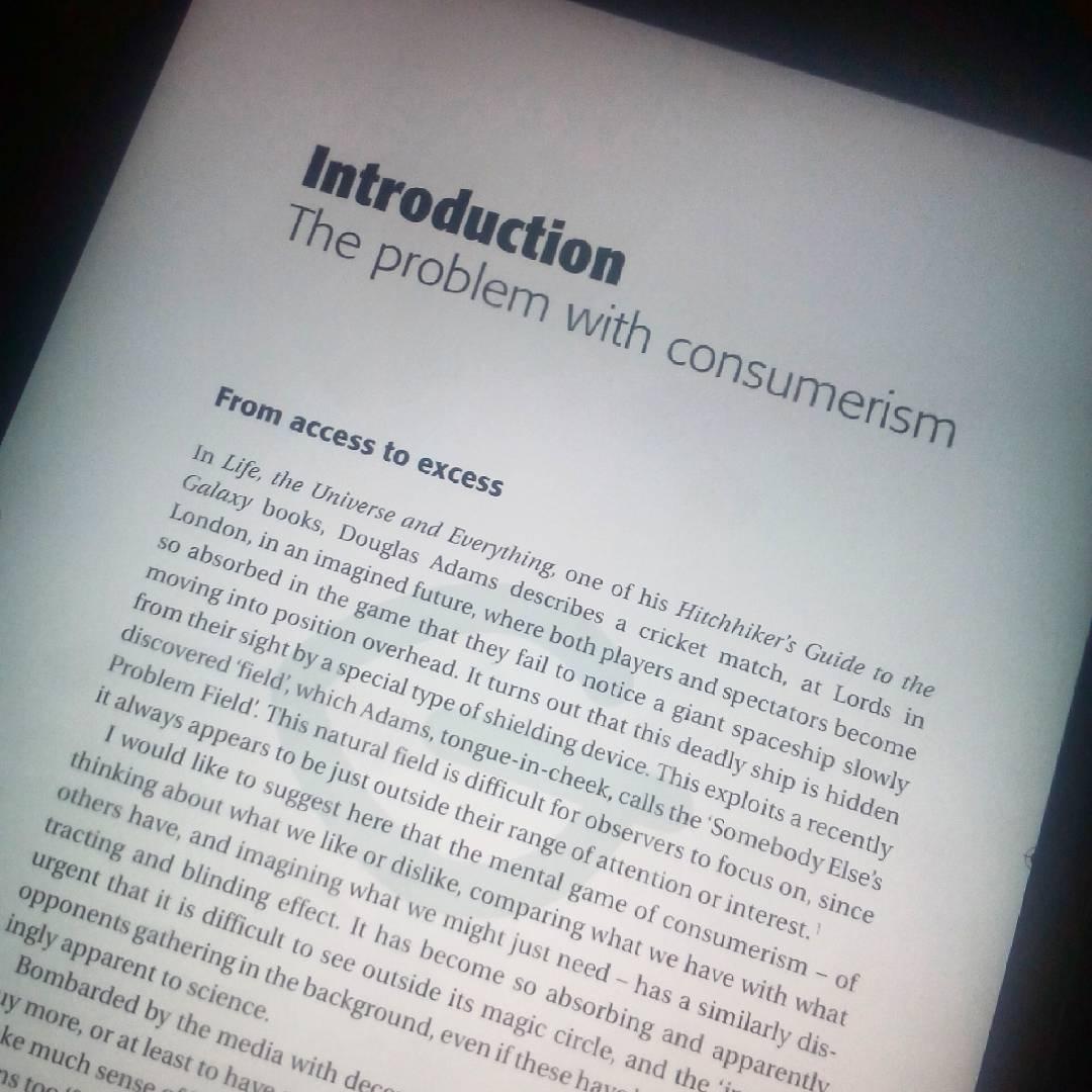 Del acceso al exceso buen comienzo de este nuevo librohellip