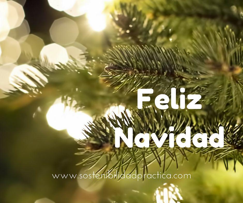 Desde sostenibilidad prctica te deseo una muy Feliz Navidad yhellip