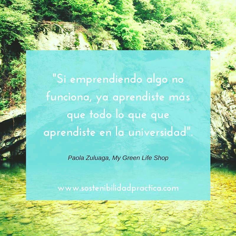 Paola Zuluaga fue la primera en ser entrevistada en lahellip